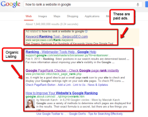 How to Rank Your Blog Posts in Google and Other Search Engines – On Page SEO