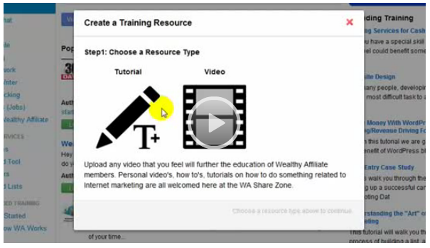 free traffic to your site with video