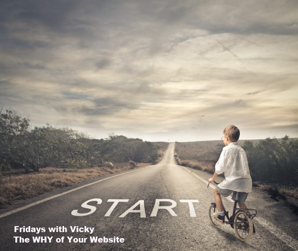 your why fridays with vicky