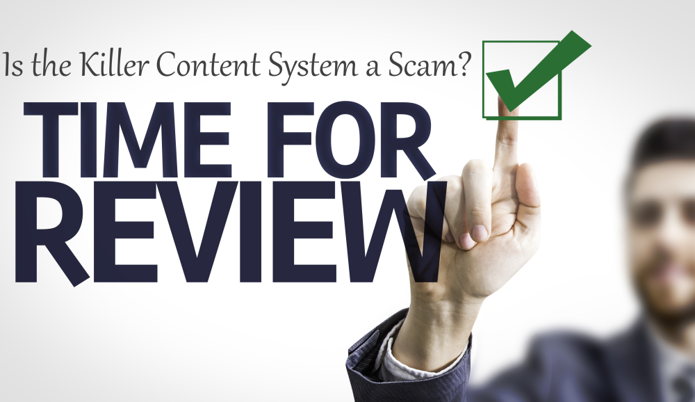 Is the Killer Content System a Scam? Our Verdict