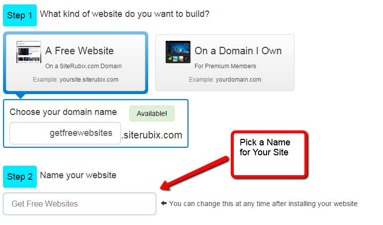 free_website_with_siterubix