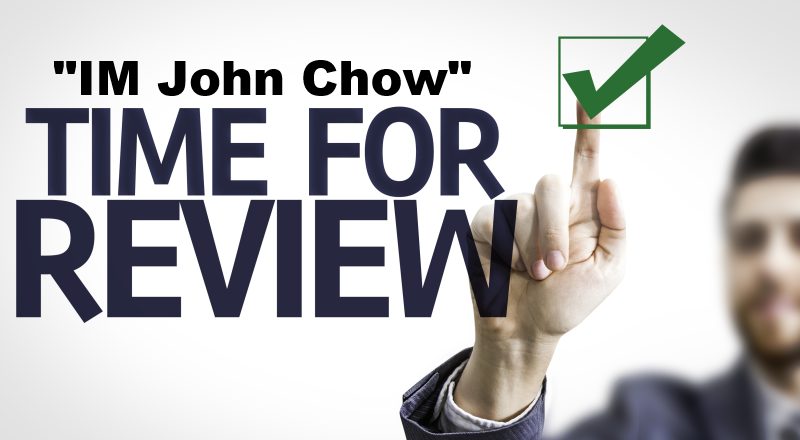 IM John Chow Review – Is This The One for You?