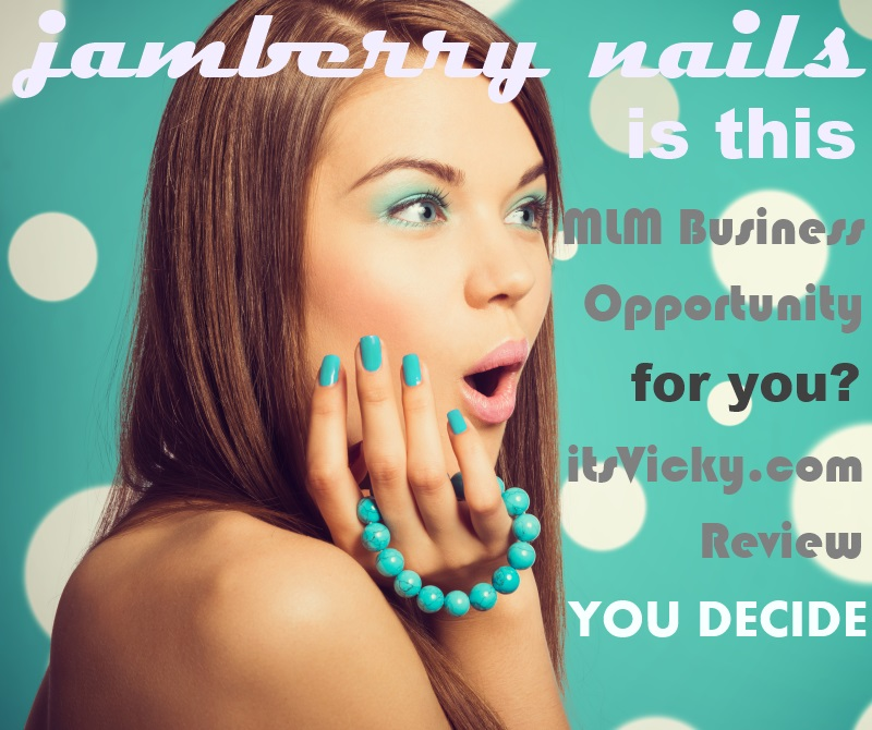 Jamberry Nails Business Opportunity Review – Is This MLM Worth It?