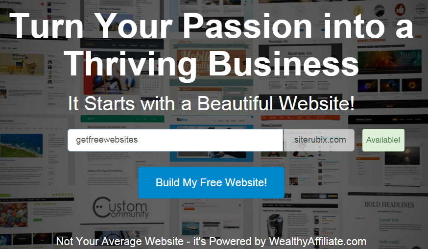 set_up_your_free_website