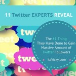 11 Twitter Experts Reveal: The #1 Thing They Have Done to Gain Massive Amount of Twitter Followers