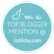 itsVicky Blog Mention