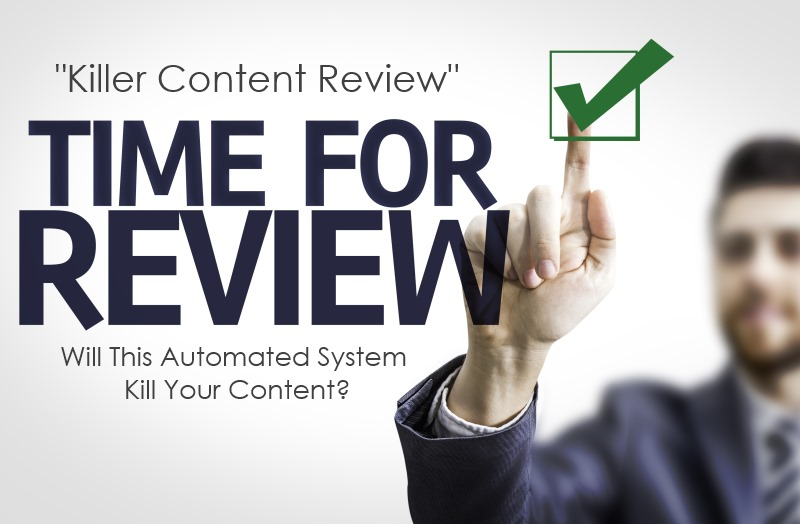 Killer Content Review 2016, Will This Automated System Kill Your Content?