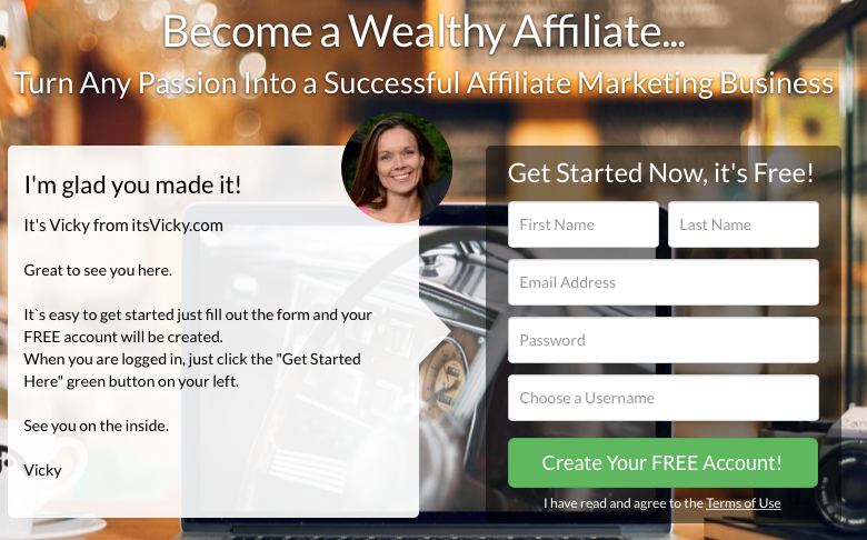 Become wealthy online