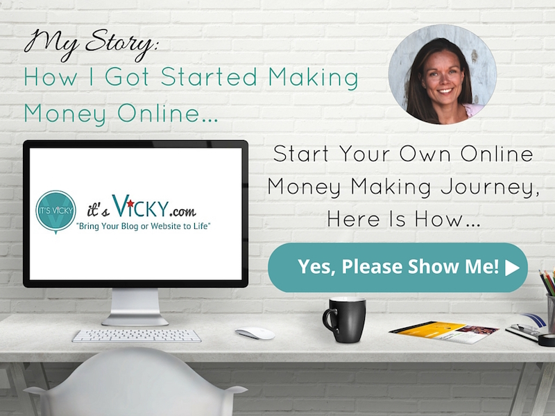 start your own online money making journey