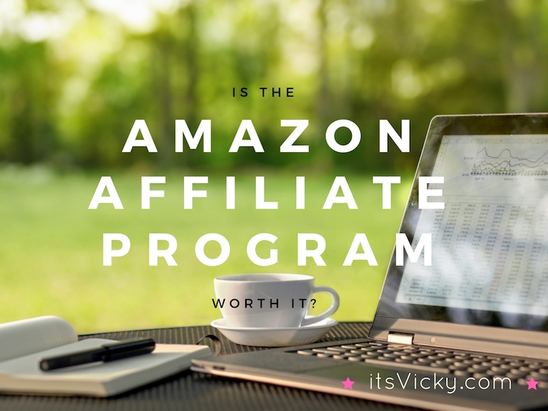 "Is the Amazon Affiliate Program Worth It? Can You Make ""Real"" Money with It?"