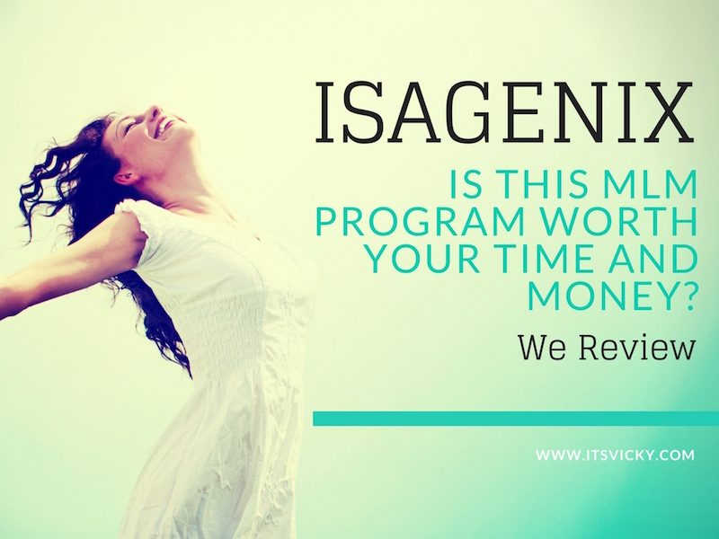 Isagenix Review Something for the Self Motivator?