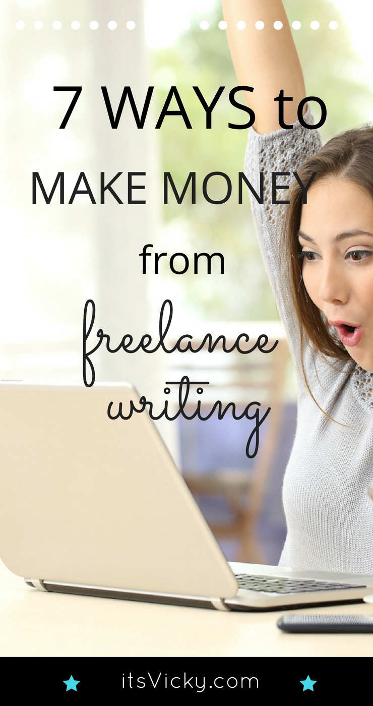 make money freelance news writing and reporting