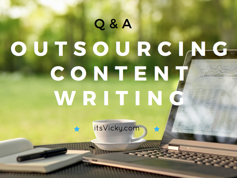 Q & A: Outsourcing Content Writing