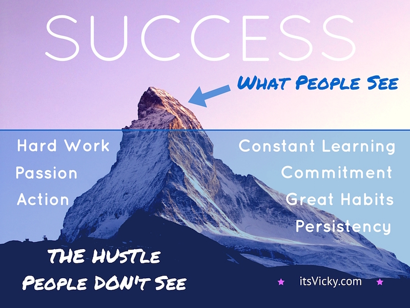 success-tip-of-the-mountain