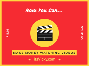 How You Can Make Money Watching Videos