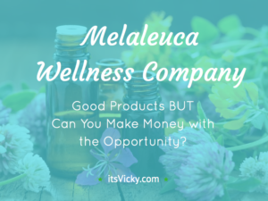 Melaleuca Review, Is This MLM Money Making Opportunity for You?