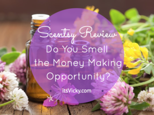 Scentsy Review – Can You Smell the Money Making Opportunity?