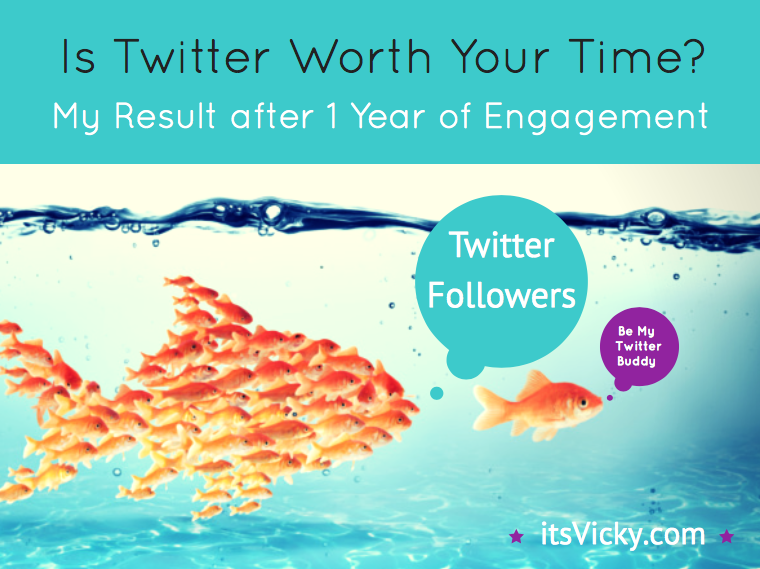 Is Twitter Worth It? – My Result After 1 Year Active Engagement