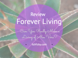 Forever living Review – Can You Make a Living of Aloe Vera?