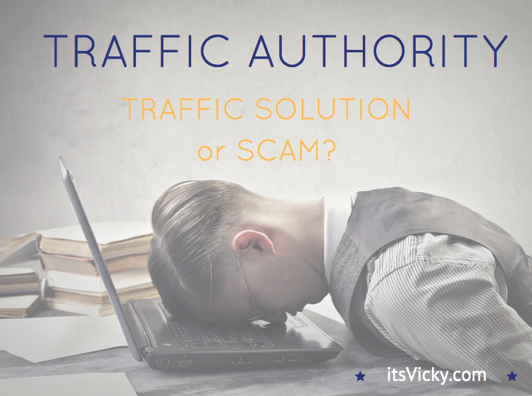 TrafficAuthority Is It aComplete (Web) Traffic Solution or a Scam?