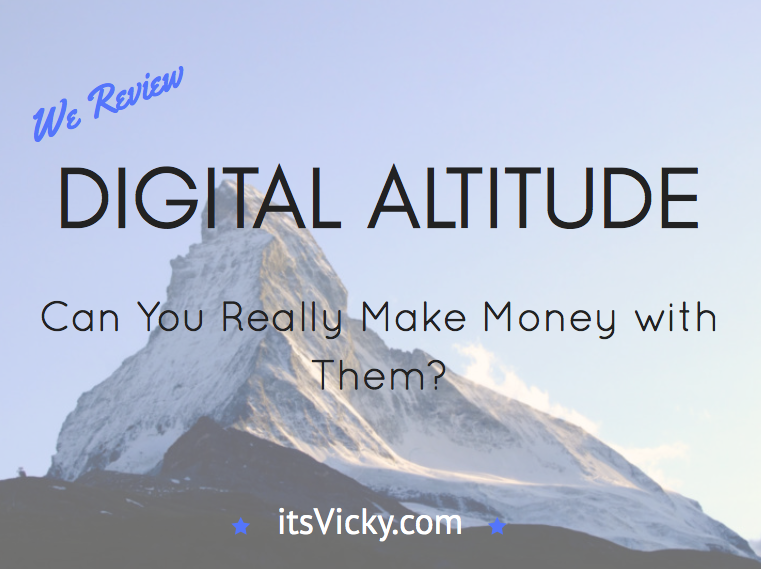 Digital Altitude Review – Can You Really Make Money with Them?