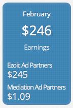 earnings month 1