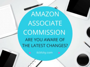 Amazon Affiliate Program Commission – The Latest Update!
