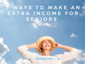 7 Ways to Make an Extra Income for Seniors