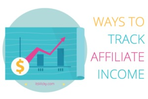 4 Ways to Track Affiliate Income