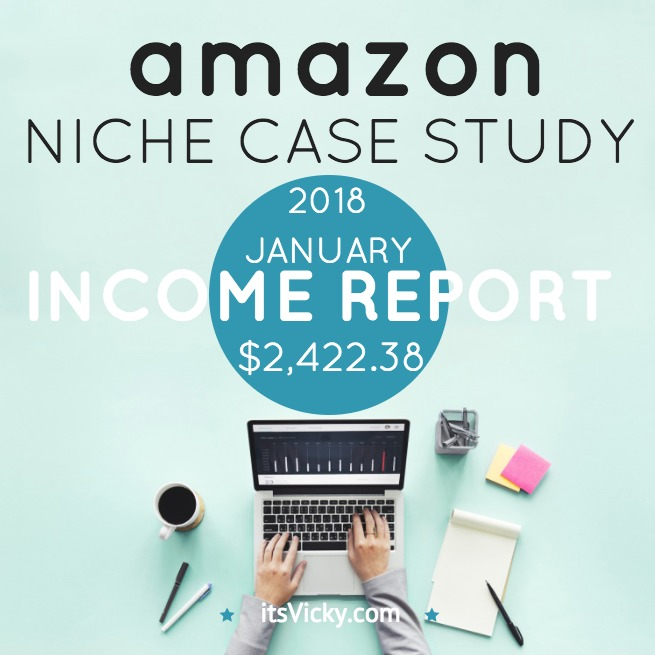 Can You Make Money Through Amazon? Case Study Update January 2018