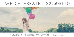 Affiliate Marketing Does It Work? The Result of 1 Site & 1 Year