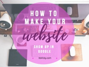 How to Make Your Website Show Up in Google the Right Way